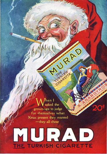 Bad, Santa, Bad.